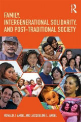 Omslag - Family, Intergenerational Solidarity, and Post-Traditional Society