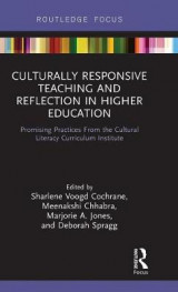 Omslag - Culturally Responsive Teaching and Reflection in Higher Education