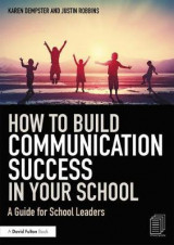 Omslag - How to Build Communication Success in Your School