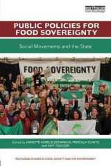 Omslag - Public Policies for Food Sovereignty