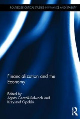 Omslag - Financialization and the Economy