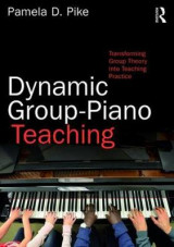 Omslag - Dynamic Group-Piano Teaching