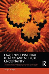Omslag - Law, Environmental Illness and Medical Uncertainty