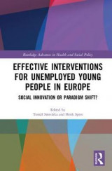 Omslag - Effective Interventions for Unemployed Young People in Europe