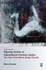 Omslag - Figuring Victims in International Criminal Justice