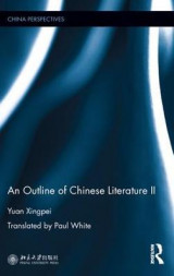 Omslag - An Outline of Chinese Literature II