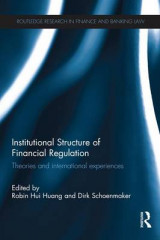 Omslag - Institutional Structure of Financial Regulation