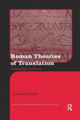 Omslag - Roman Theories of Translation