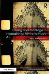Omslag - Editing and Montage in International Film and Video