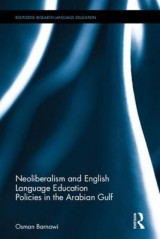 Omslag - Neoliberalism and English Language Education Policies in the Arabian Gulf