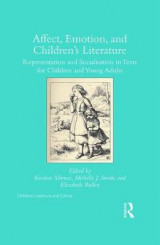 Omslag - Affect, Emotion, and Children's Literature