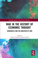 Omslag - War in the History of Economic Thought