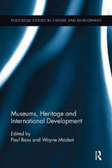 Omslag - Museums, Heritage and International Development