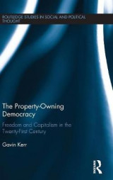 Omslag - The Property-Owning Democracy