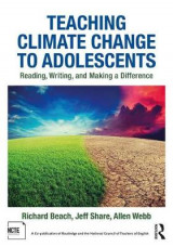 Omslag - Teaching Climate Change to Adolescents