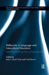 Omslag - Reflexivity in Language and Intercultural Education