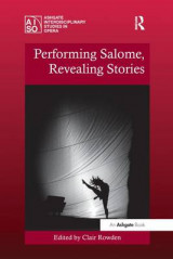 Omslag - Performing Salome, Revealing Stories
