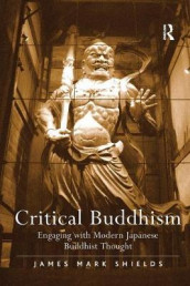 Critical Buddhism av James Mark Shields (Heftet)