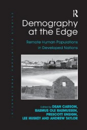 Demography at the Edge av Prescott Ensign, Lee Huskey og Rasmus Ole Rasmussen (Heftet)