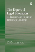 Export of Legal Education