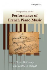 Omslag - Perspectives on the Performance of French Piano Music