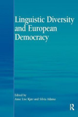 Omslag - Linguistic Diversity and European Democracy