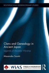 Omslag - Clans and Genealogy in Ancient Japan