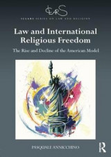 Omslag - Law and International Religious Freedom