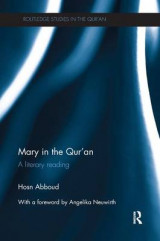 Omslag - Mary in the Qur'an
