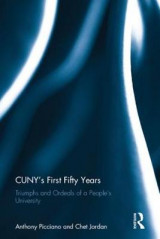 Omslag - CUNY's First Fifty Years