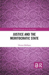 Omslag - Justice and the Meritocratic State