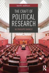 Omslag - The Craft of Political Research