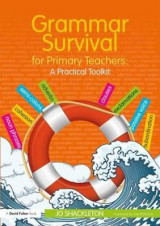 Omslag - Grammar Survival for Primary Teachers