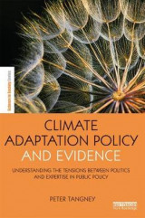 Omslag - Climate Adaptation Policy and Evidence