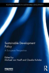 Omslag - Sustainable Development Policy