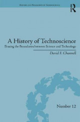 Omslag - A History of Technoscience