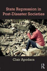 Omslag - State Repression in Post-Disaster Societies