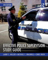Omslag - Effective Police Supervision Study Guide