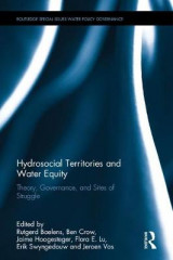 Omslag - Hydrosocial Territories and Water Equity
