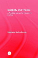 Omslag - Disability and Theatre