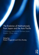 Omslag - The Evolution of Multinationals from Japan and the Asia Pacific