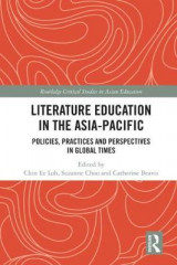 Omslag - Literature Education in the Asia-Pacific
