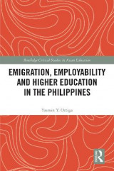 Omslag - Emigration, Employability and Higher Education in the Philippines
