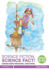 Omslag - Science Fiction, Science Fact! Ages 8-12