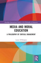 Omslag - Media and Moral Education
