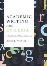 Omslag - Academic Writing and Dyslexia
