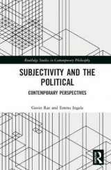 Omslag - Subjectivity and the Political