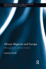 Omslag - African Migrants and Europe