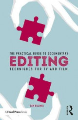 Omslag - The Practical Guide to Documentary Editing