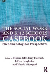Omslag - The Social Work and K-12 Schools Casebook